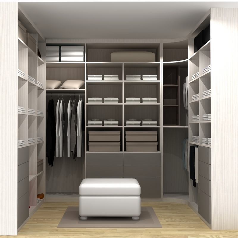 dressing en u sur mesure nantes 44 rangeocean. Black Bedroom Furniture Sets. Home Design Ideas