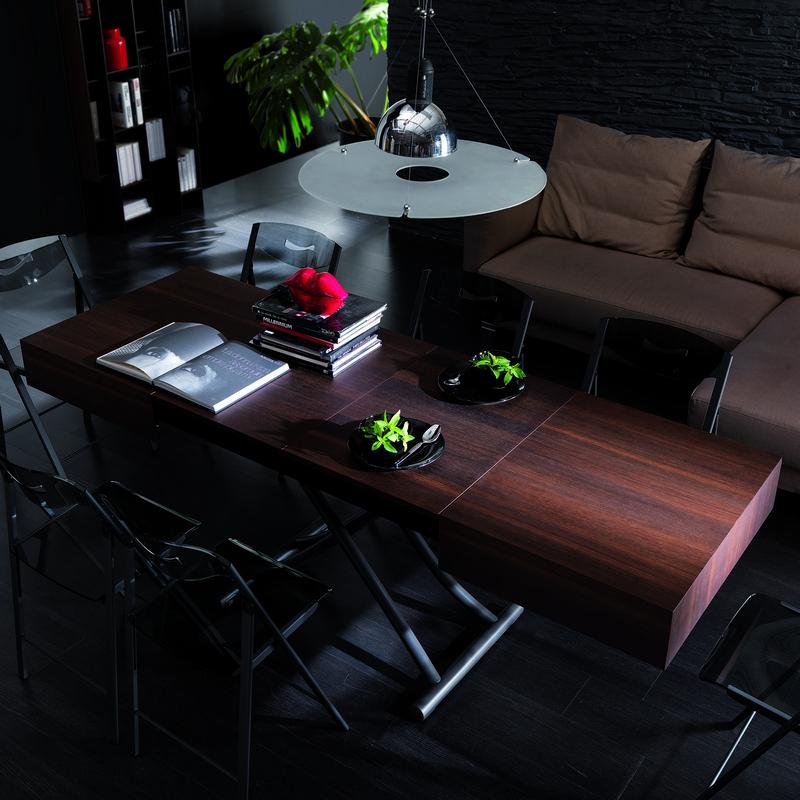 Table multifonction modèle Box legno